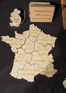 13 régions complet
