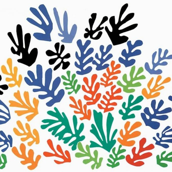 Puzzle Gerbe de Matisse MW