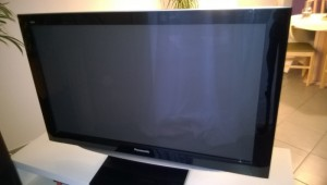 Photo Ecran Plasma Panasonic