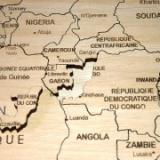 Puzzle Afrique gros plan