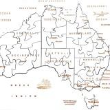 Puzzle Australie