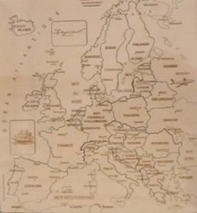 Puzzle Europe Laura 151213 250x270