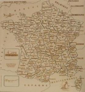 Puzzle France Laura 151213 250x270