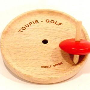Toupie Golf RF