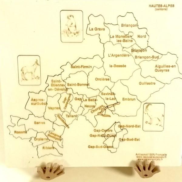Haute-Alpes logoté