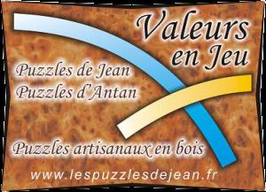 Logo Vej Puzzles de Jean