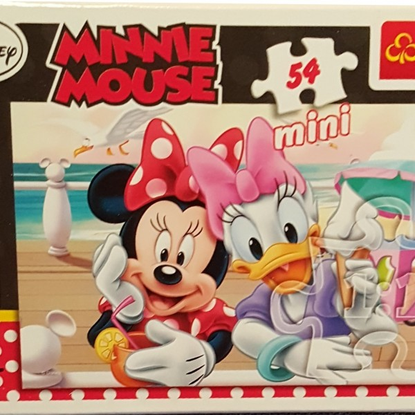 Minnie Daisy à l'apéro boite