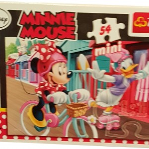 Minnie Daisy shopping boite