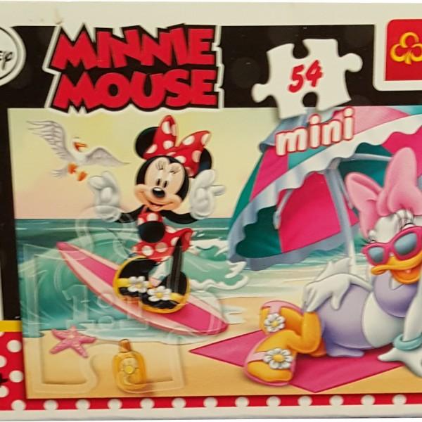 Minnie plage boite