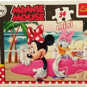 Minnie planche boite
