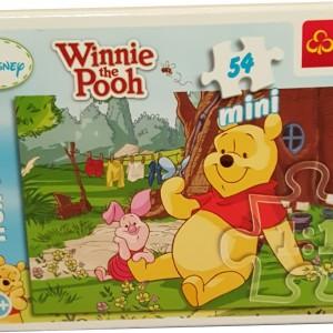 Winnie l'Ourson arbre boite