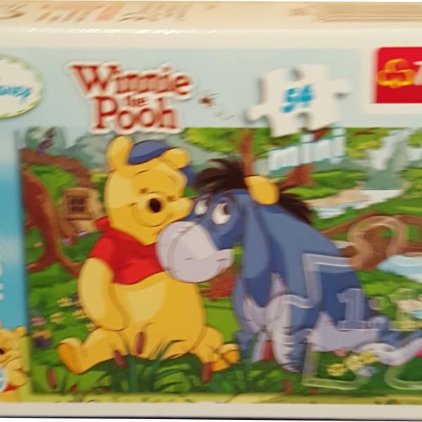 Winnie l'Ourson jardin boite