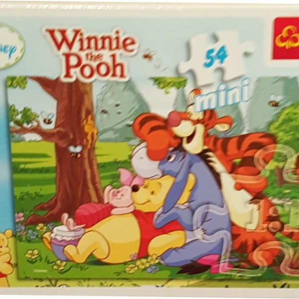 Winnie l'Ourson sieste boite