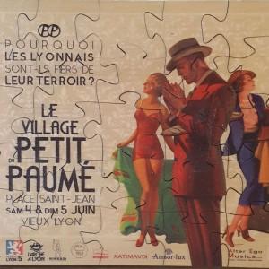 Puzzle Village PP 17 Juin 16