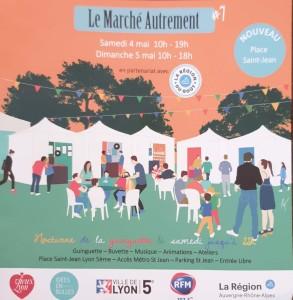 Affichette Marché Autrement St Jean 040519