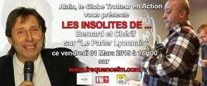 Affichette Bernard et Cherif 010319