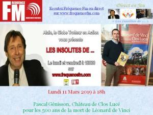 Affichette Les Insolites AM 110319