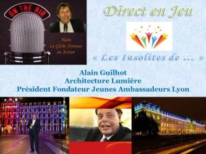 Affichette 2 Les Insolites On Air Alain Guilhot